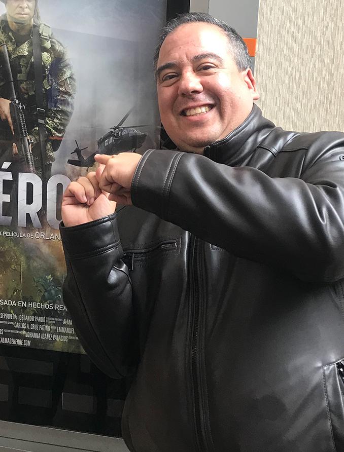 Carlos A. Cruz P.